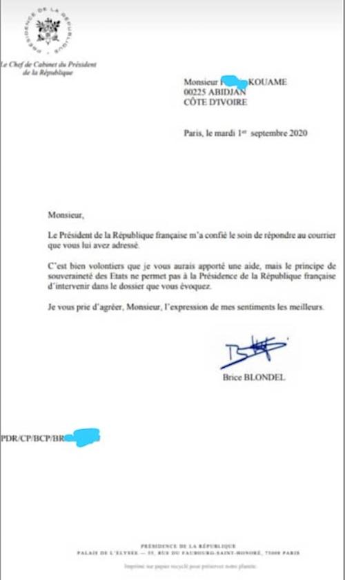 Côte d'Ivoire / Affaire 3è mandat d'Alassane Ouattara : voici la position d'Emmanuel Macron